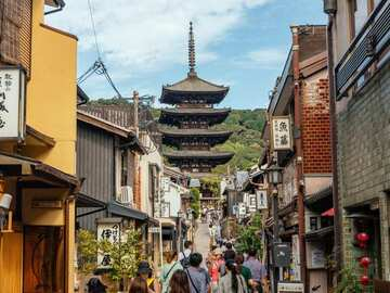 Offering: Kyoto Virtual Tour & Plan Your Next Trip